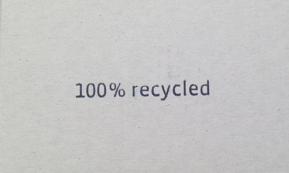 100% Steinbeis Recyclingpapier von MöwenArt